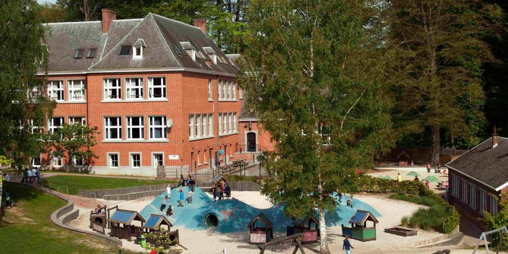 Skolen forside